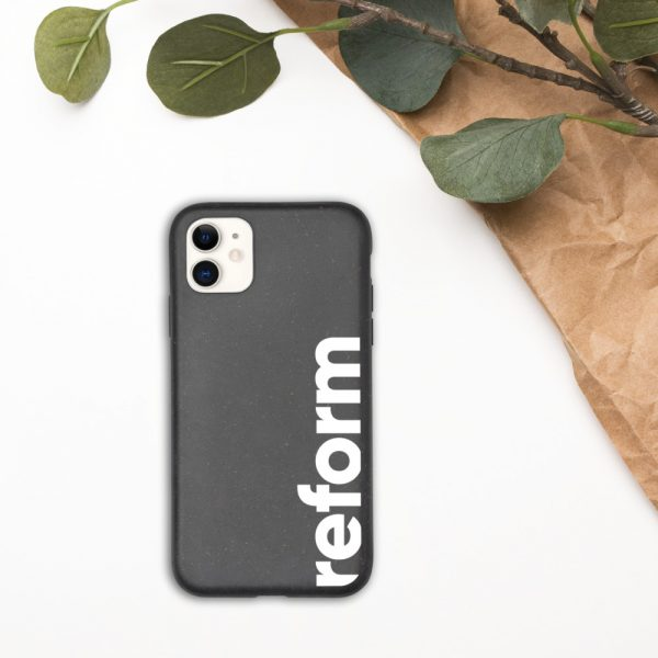 reform biodegradable iPhone tok
